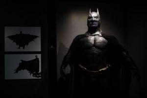 Dan probadita del logo de 'The Batman'