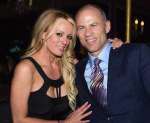 Detienen por fraude al exabogado de la actriz porno que demandó a Trump