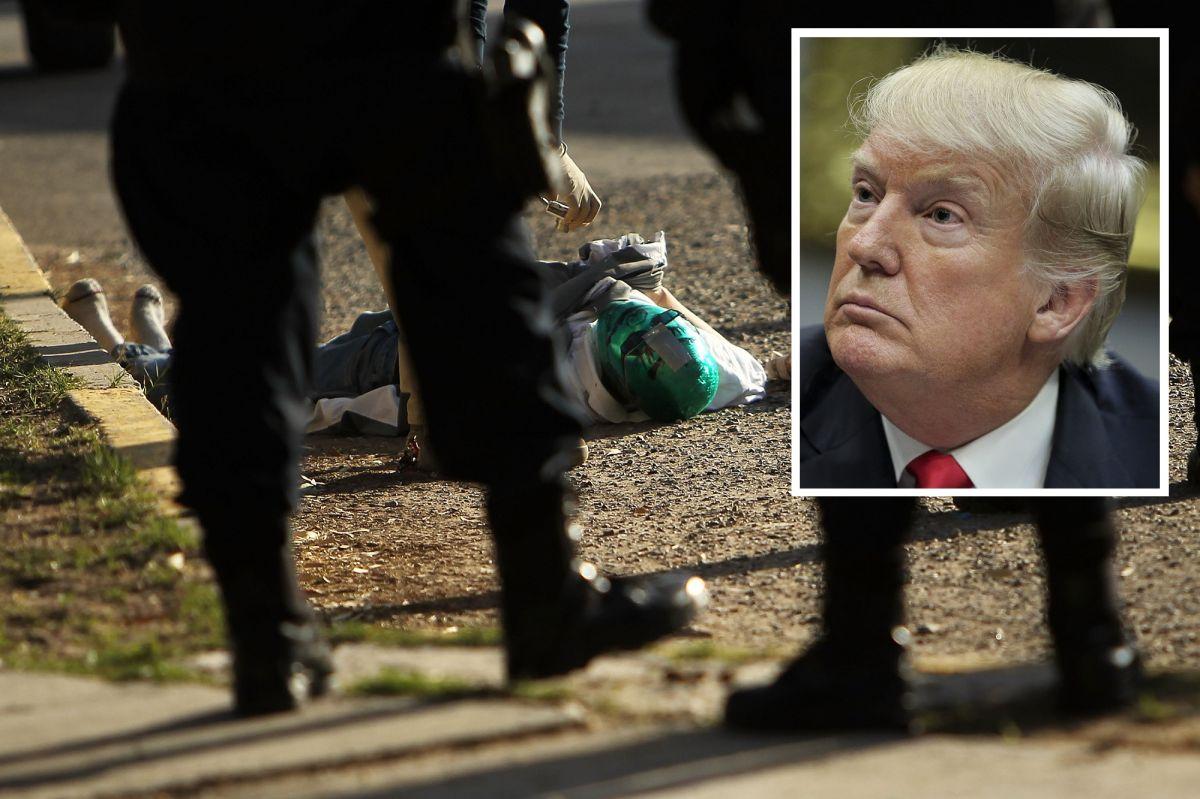 Trump quiere catalogar y perseguir como terroristas a líderes de cárteles mexicanos