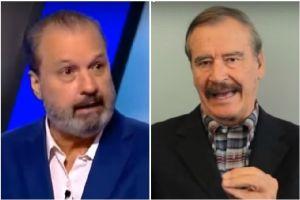 Gomez Junco salió respondón, pero no a 'Joserra' sino al expresidente Vicente Fox