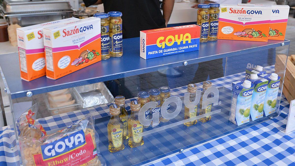 Goya Foods es una de las 10 marcas 'más queridas' de Estados Unidos