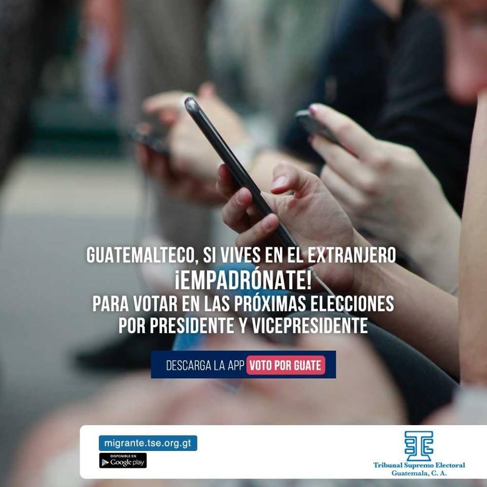 Guatemaltecos en Nueva York tienen hasta el 17 de marzo para registrarse para votar en elecciones de su país