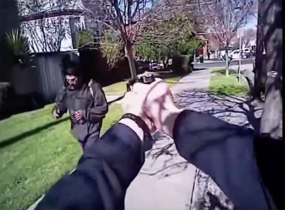 Revelan video de la muerte de un hispano a manos de policías en San José, California