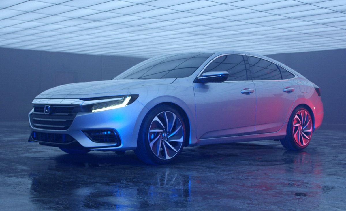 El Hyundai Insight fue uno de los que mejor calificación recibieron