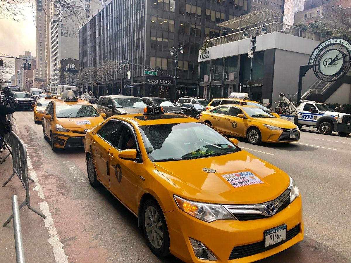 Fiscalía y Alcaldía investigarán estafas a taxistas endeudados de Nueva York