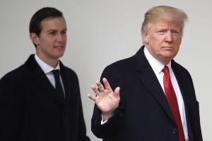 Trump queda al descubierto, obligó que dieran acceso a su yerno a información secreta del gobierno