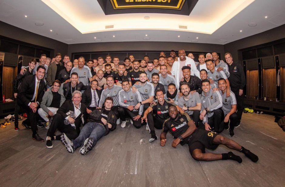 Happy birthday! LAFC le regala al DT Bob Bradley un emocionante triunfo (resultados MLS)