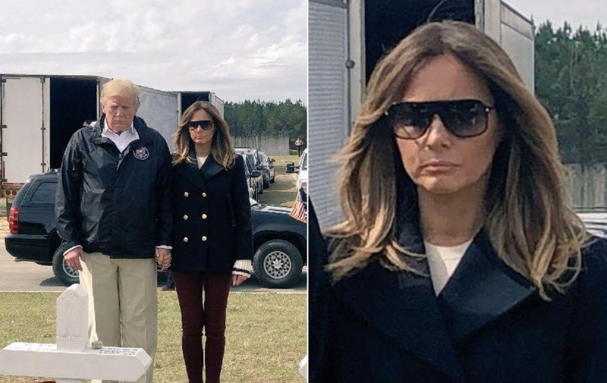 La teoría de la falsa Melania Trump vuelve a desatar polémica