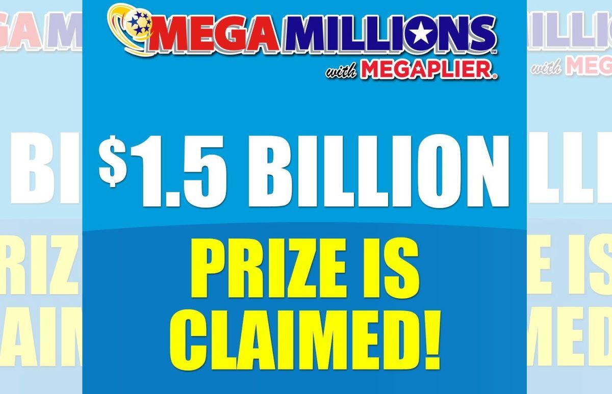 ¡Por fin! Aparece el ganador de $1,500 millones de dólares de Mega Millions