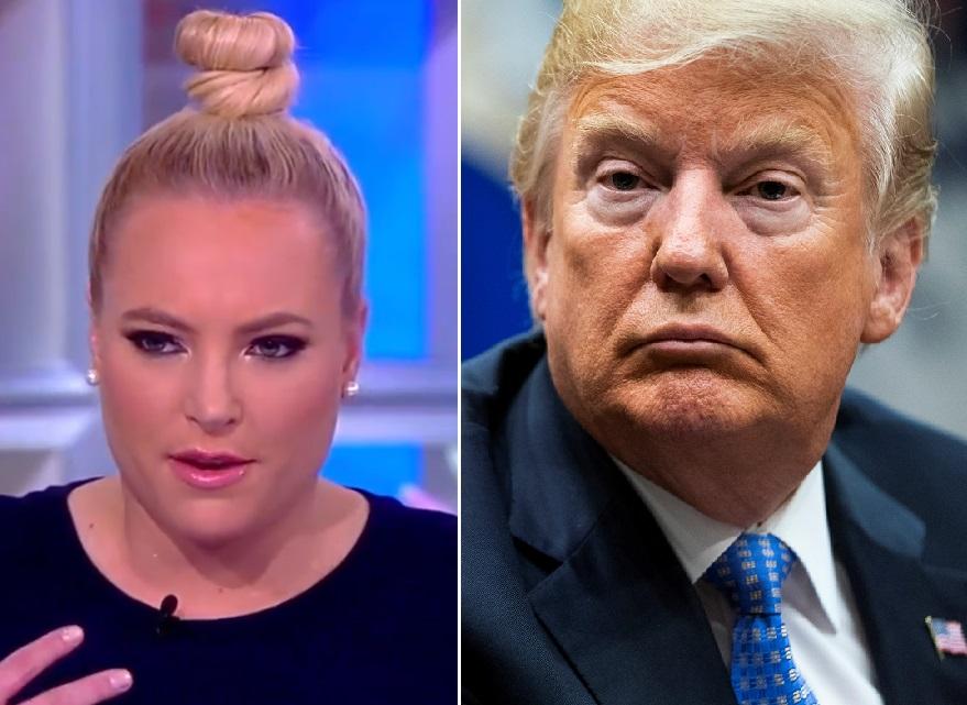 """Hija de John McCain vuelve a """"barrer el piso"""" con Trump al defender a su padre fallecido"""