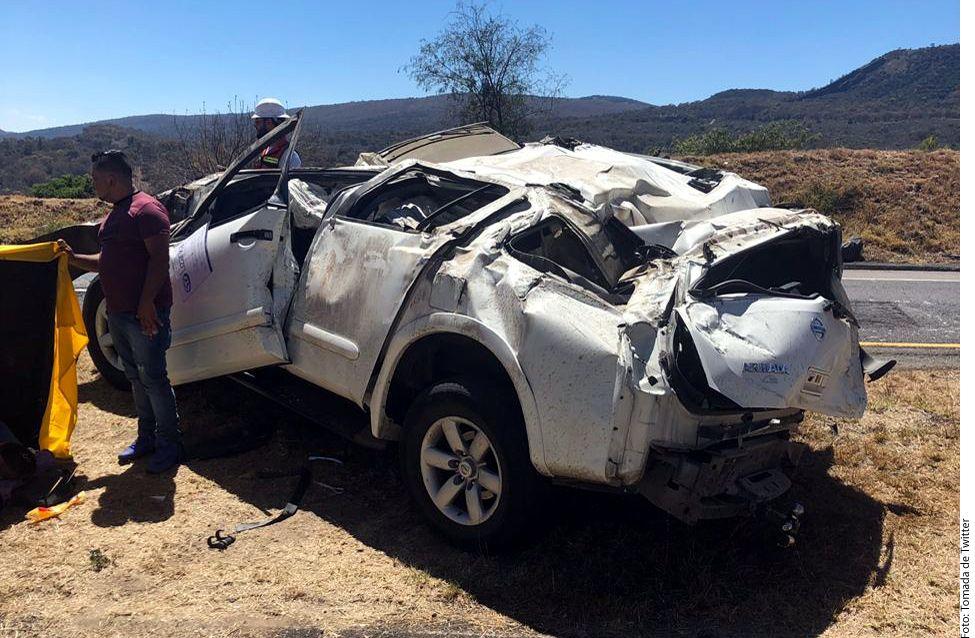 Comentarista de Univision sufre grave accidente, se dirigía al Monarcas-América