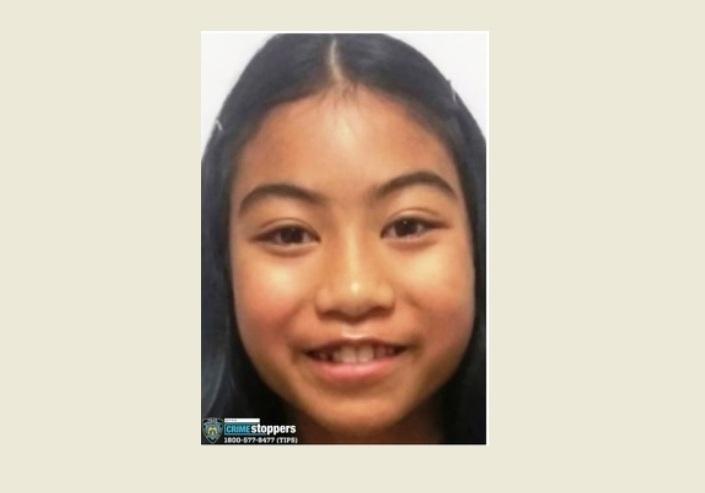 Encuentran en Nueva York a niña hispana desaparecida hace más de un mes en Las Vegas; madre detenida