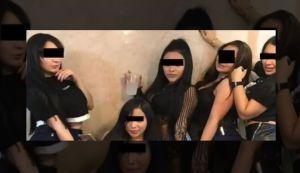 """Las novias de líderes de un cártel de droga en México que """"ahorran"""" para cirugías y lujos"""