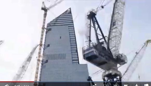 Impresionante video resume en 2 minutos los 6 años de la construcción de Hudson Yards