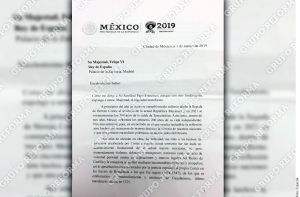 Conoce la carta completa que AMLO envió al Rey de España para pedir perdón por abusos en la Conquista