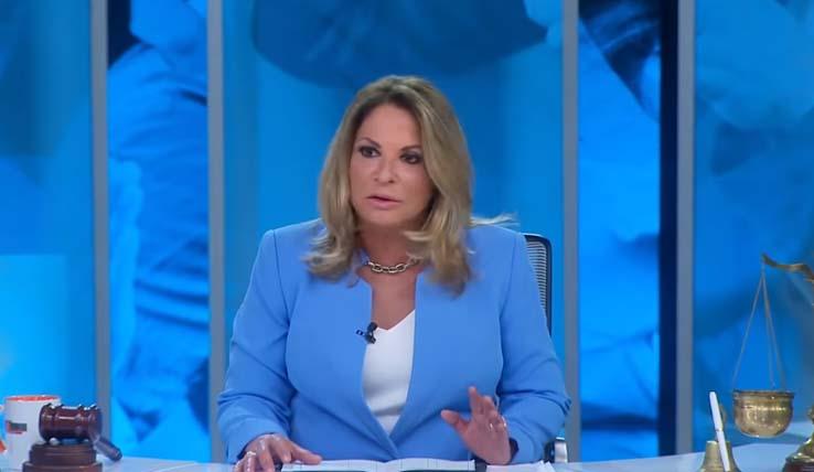 """Dra. Ana María Polo de """"Caso cerrado"""" estaba """"muertecita de miedo"""" por masa sospechosa en el seno"""