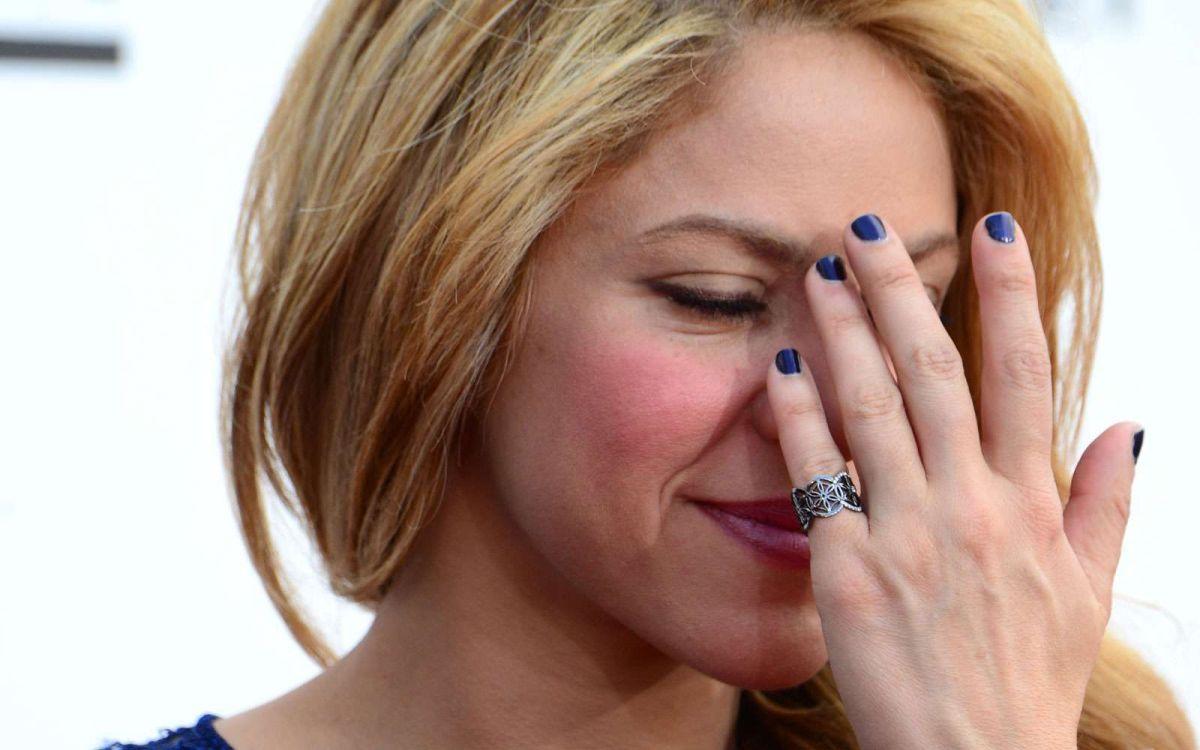 Vídeo: Shakira, Eiza González, Ricky Martin y Galilea Montijo entre los famosos con los pies más feos