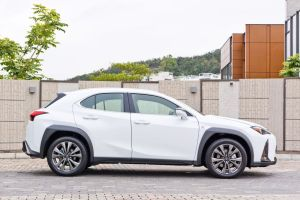 El Lexus UX Hybrid 2019 deslumbra con su diseño atrevido y máximo rendimiento