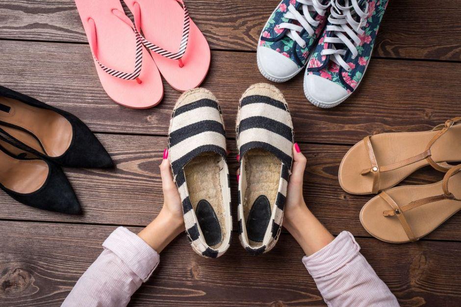 Estos son los 10 estilos de zapatos de moda primaveral para este 2019