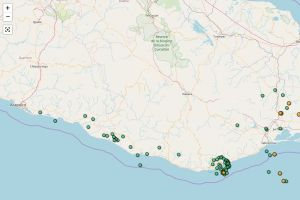 Oaxaca tiembla: se registran 42 sismos en la costa