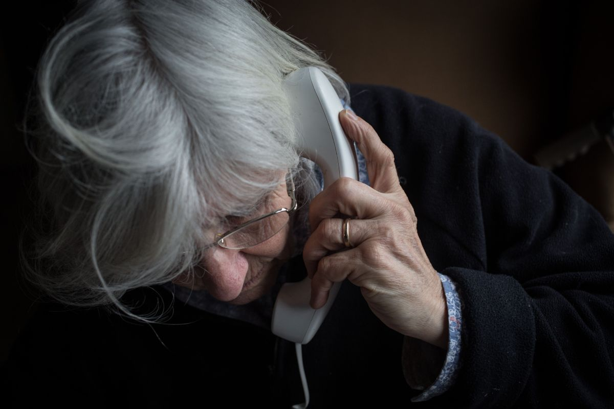 Grandparents, isolated by COVID, must protect themselves from scammers