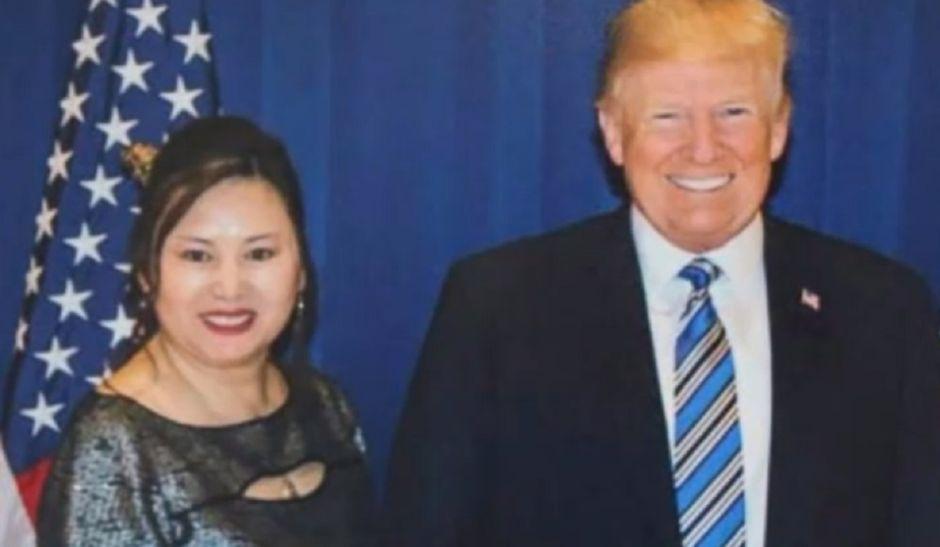 ¿Qué hace Trump con la dueña de un spa relacionado a la prostitución? Ella intenta aclararlo