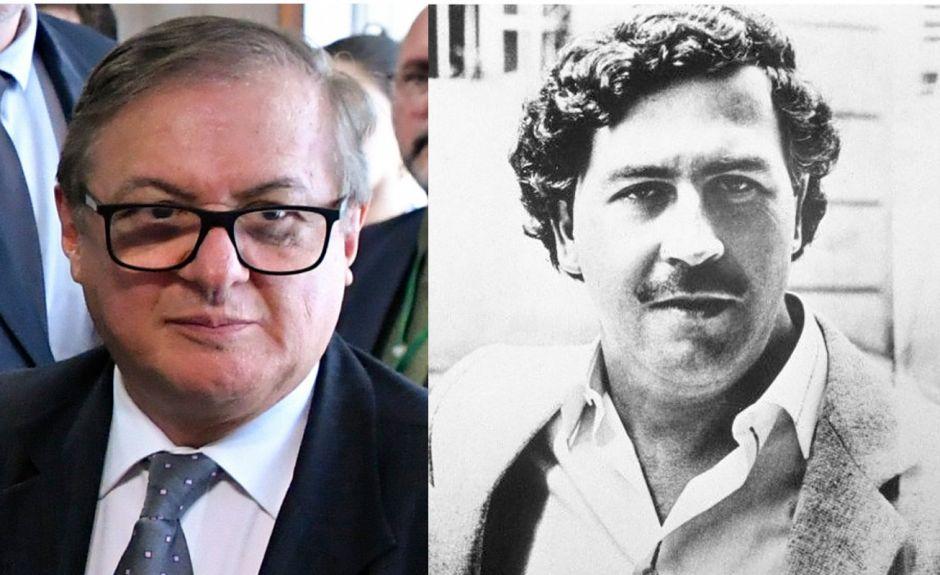 Ministro en Brasil usa a Pablo Escobar como ejemplo para proteger a jóvenes de los narcos