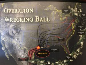 Desmantelan en Texas red de narcotráfico relacionada con el cartel del Golfo