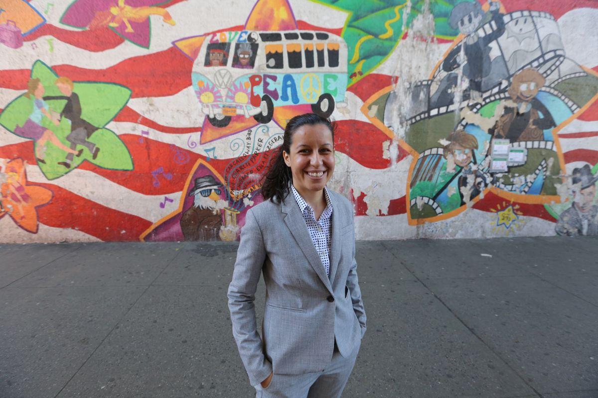 Tiffany Cabán para fiscal de Queens