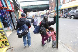 Conductor hispano intentó secuestrar a una niña en Queens