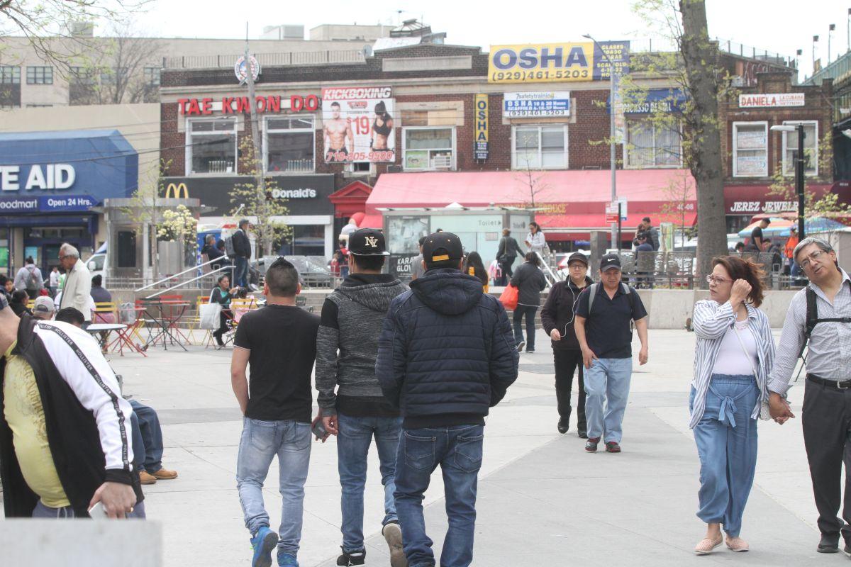 Preocupación en Corona por acciones policiales en lucha contra pandillas