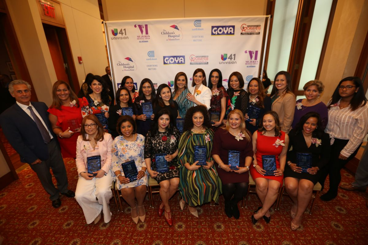 Mujeres Destacadas 2019: trayectoria de 21 latinas
