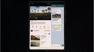 Galaxy Fold de Samsung: las críticas por problemas en la pantalla del celular flexible que cuesta $2,000