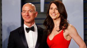 Jeff Bezos: el multimillonario acuerdo de divorcio que convertirá a la esposa del fundador de Amazon en una de las mujeres más ricas del mundo