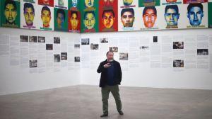 """Caso Ayotzinapa: la """"reivindicativa"""" obra de Ai Weiwei sobre los 43 estudiantes desaparecidos"""
