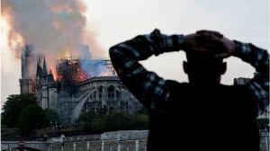 El incendio en Notre Dame, el hundimiento del Titanic y otras tragedias ocurridas un 15 de abril