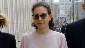 """Caso Nxivm: Clare Bronfman se declara culpable en el caso de la secta sospechosa de tener """"esclavas sexuales"""""""