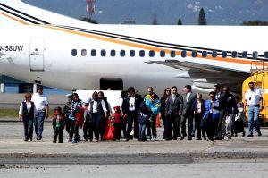 Suman más de 22,000 hondureños deportados por Estados Unidos y México