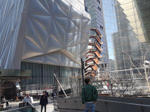 Centro cultural 'The Shed' se activa en la revolución lujosa de Hudson Yards en Nueva York