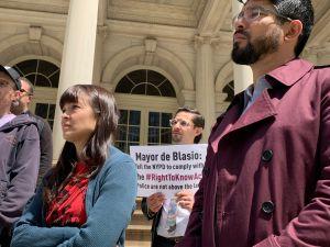 Denuncian al NYPD por violar la Ley del Derecho a Saber