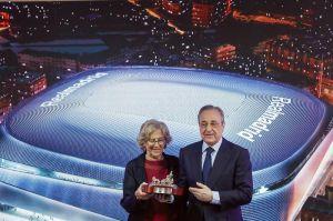 Real Madrid presenta el nuevo y espectacular estadio Santiago Bernabéu