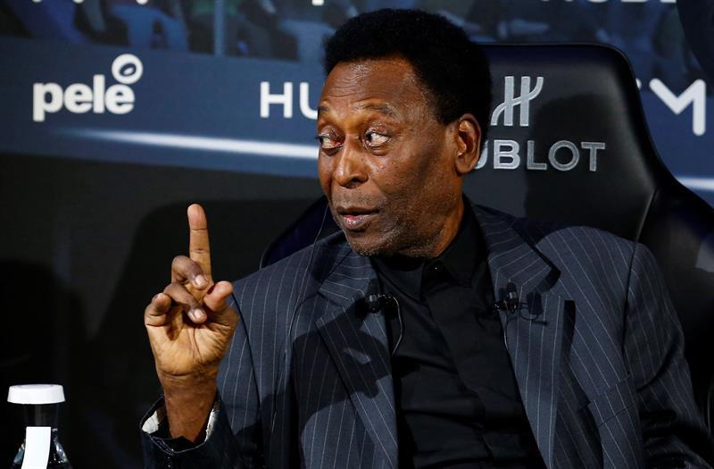 Pelé regresó al hospital ¿cuál es su estado de salud?