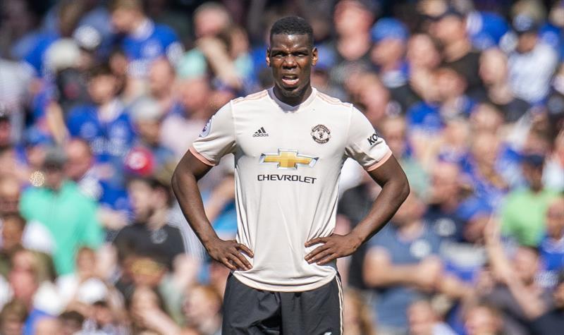 Paul Pogba planea su salida del Manchester United ¿se irá al Real Madrid?