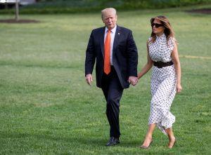 Los Trump harán su segunda Cena de Estado en septiembre