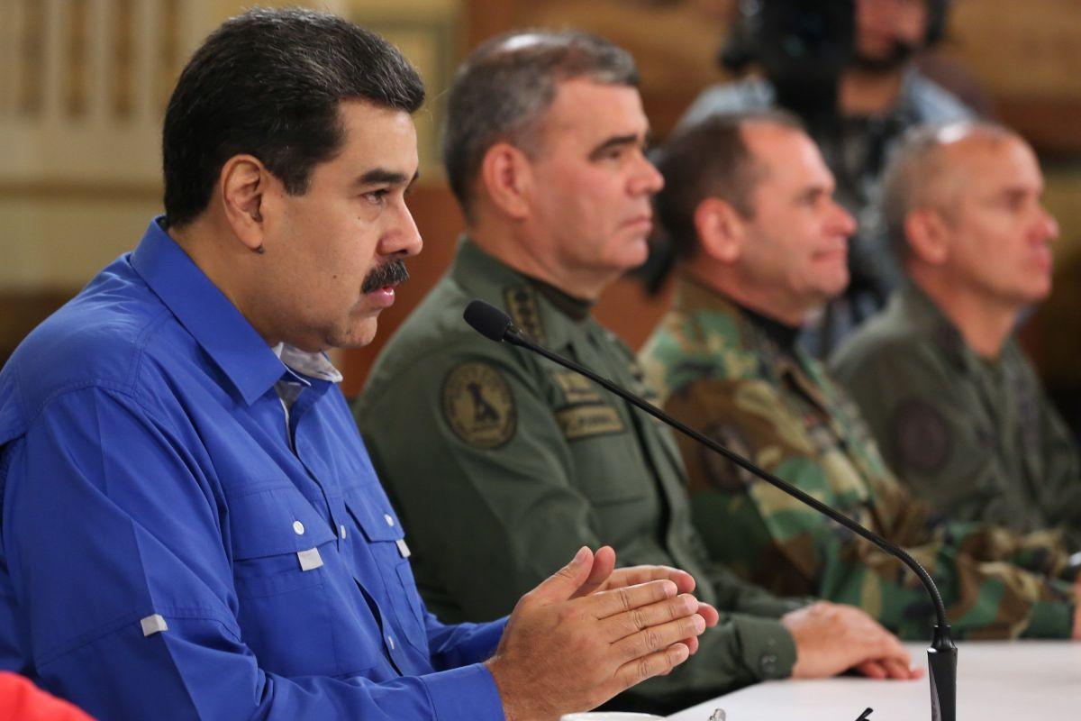 Regimen de Maduro celebra retorno de embajador alemán a Venezuela