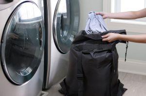 Increíble iniciativa de las lavanderías para que los niños aprendan a leer