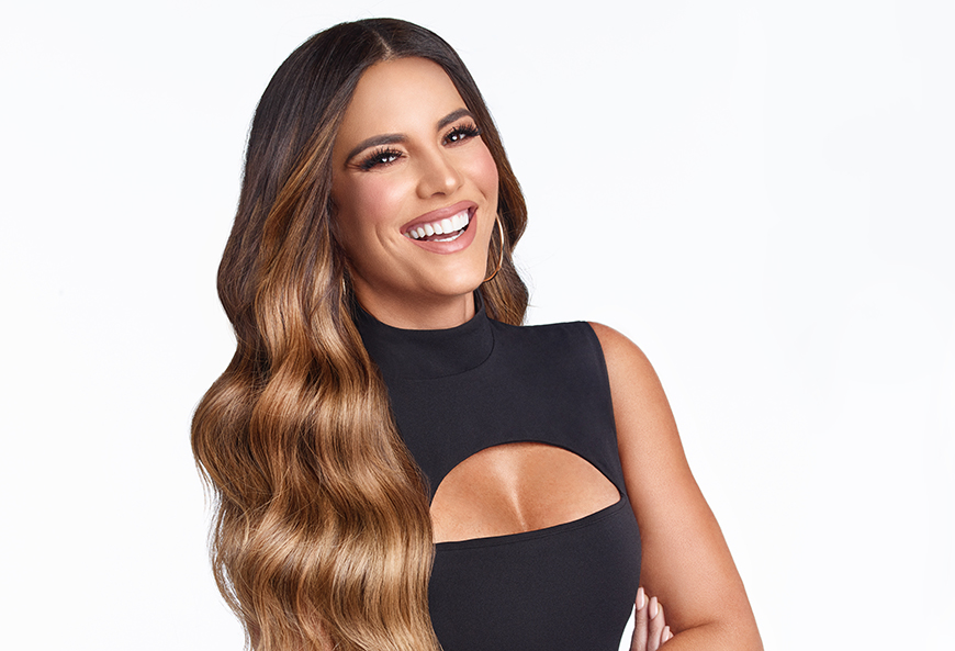 Confirmado: Gaby Espino presentadora de la segunda temporada de 'MasterChef Latino'