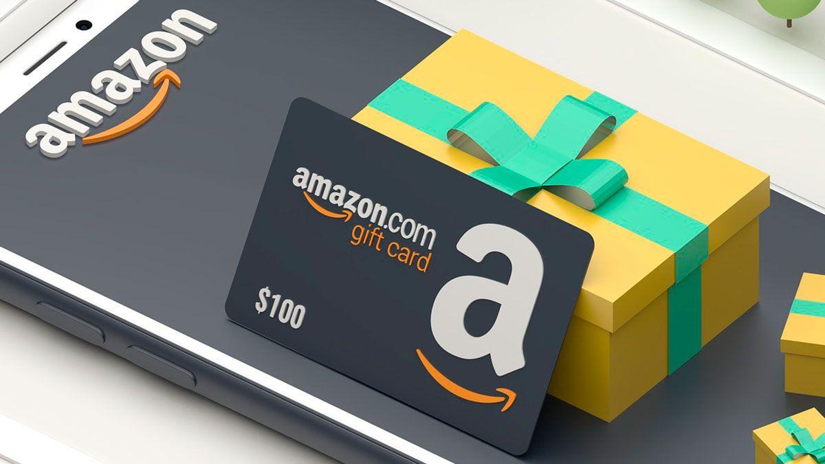 No necesariamente tienes que desembolsar dinero para conseguir una tarjeta de regalo Amazon.