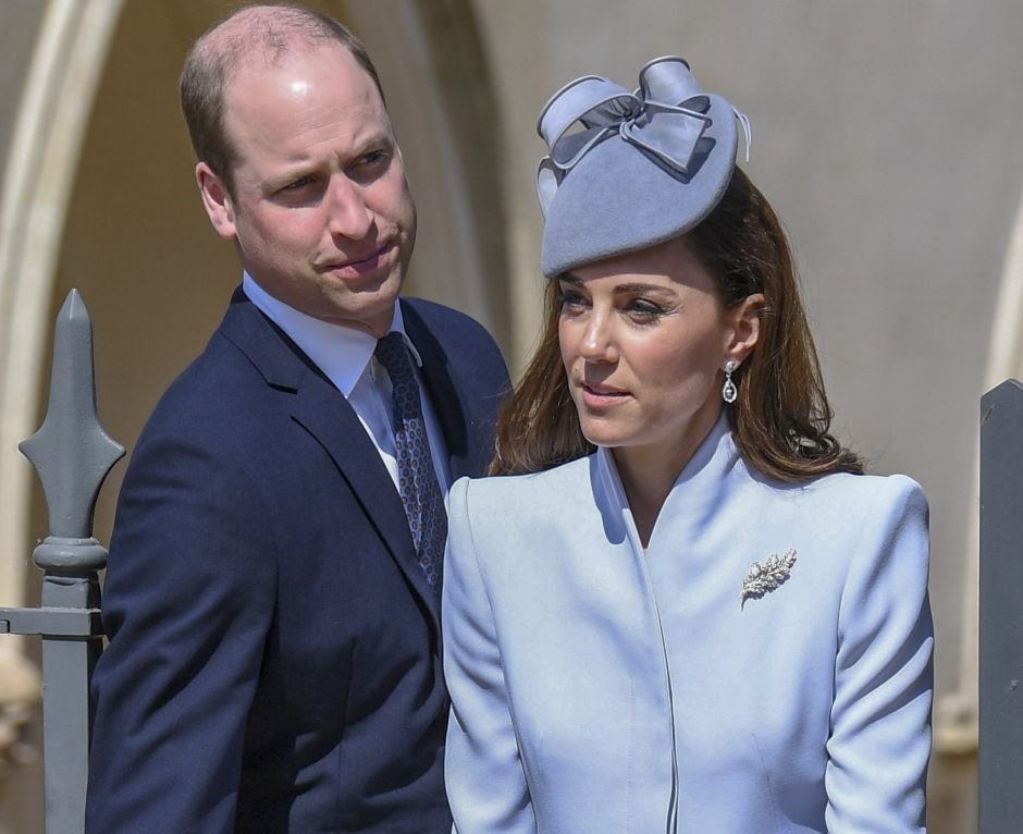 Grave accidente involucra al príncipe William y Kate Middleton, los duques de Cambridge