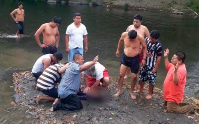 Muere niña de 11 años durante bautizo en río de Veracruz